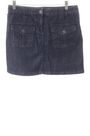 Tommy Hilfiger Jeansrock dunkelblau Street-Fashion-Look