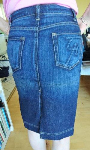 Tommy Hilfiger Jeansrock Gr. 36 (laut Etikett Size 4)