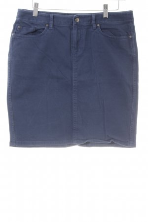 Tommy Hilfiger Denim Skirt slate-gray casual look