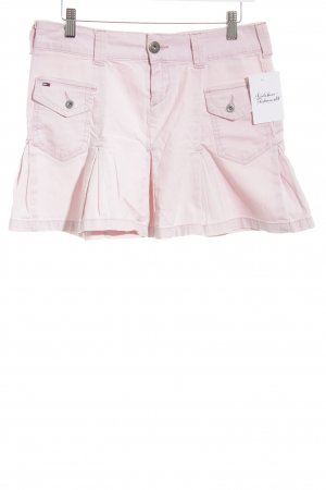 Tommy Hilfiger Gonna di jeans rosa stile casual