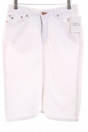 Tommy Hilfiger Denim Skirt white casual look