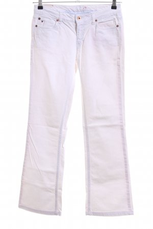 Tommy Hilfiger Denim Flares white casual look