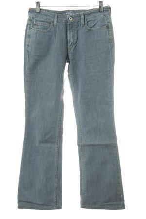 Tommy Hilfiger Jeans flare bleu style décontracté