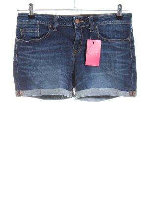 Tommy Hilfiger Pantaloncino di jeans blu stile casual