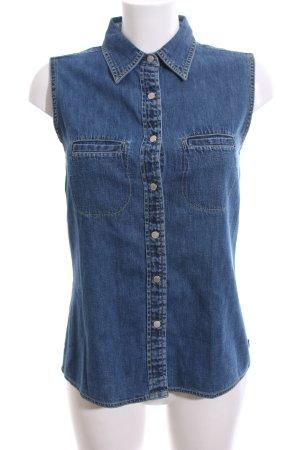 Tommy Hilfiger Denim Vest blue casual look