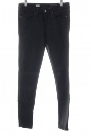 Tommy Hilfiger Jeggings gris antracita look casual
