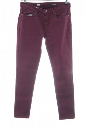 Tommy Hilfiger Jeggings lila look casual