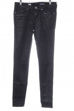 Tommy Hilfiger Jeggings schwarz Casual-Look