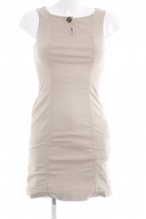 Tommy Hilfiger Jerseykleid creme Casual-Look