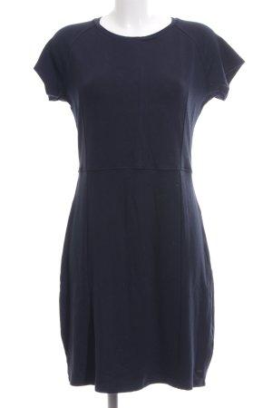 Tommy Hilfiger Jerseykleid blau Casual-Look