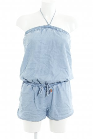 Tommy Hilfiger Jumpsuit himmelblau Beach-Look