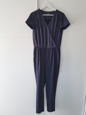 Tommy Hilfiger Jumpsuit donkerblauw