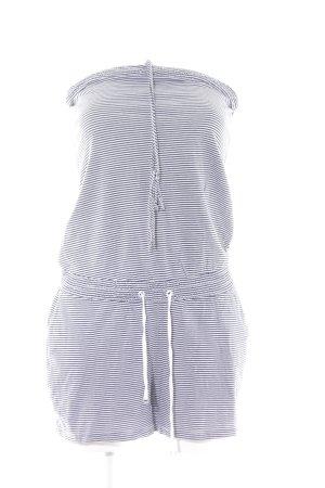 Tommy Hilfiger Jumpsuit weiß-dunkelblau Streifenmuster Casual-Look