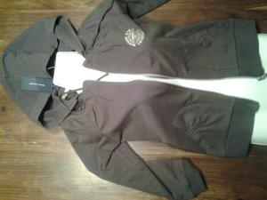 Tommy Hilfiger Veste chemise gris brun coton