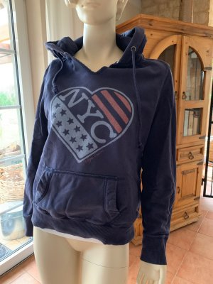 Tommy Hilfiger Hooded Sweater dark blue