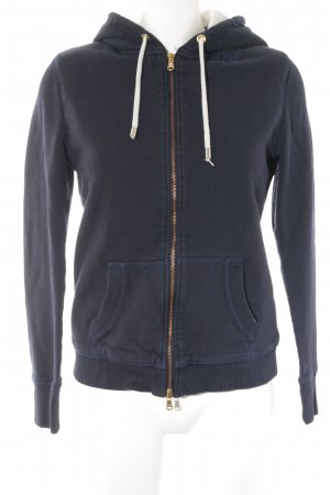 Tommy Hilfiger Kapuzensweatshirt dunkelblau Casual-Look