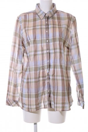 Tommy Hilfiger Karobluse Allover-Druck Casual-Look