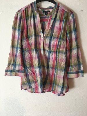 Tommy Hilfiger Geruite blouse veelkleurig