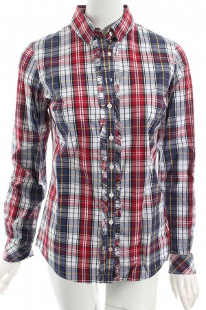 Tommy Hilfiger Checked Blouse check pattern country style