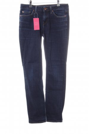 Tommy Hilfiger Wortel jeans blauw casual uitstraling
