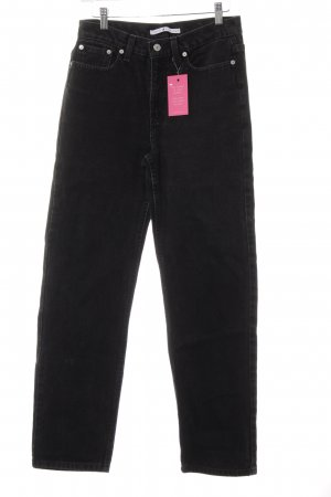 Tommy Hilfiger Jeans a carota nero stile casual