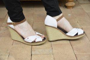 Tommy Hilfiger Keilabsatz Sandalen