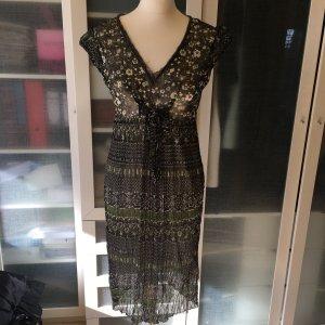 Tommy Hilfiger Kleid Ethno Muster Gr. M