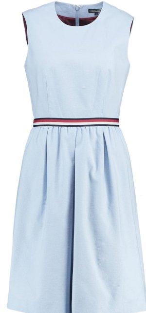 Tommy Hilfiger Kleid hellblau Gr. 36 1 mal getragen