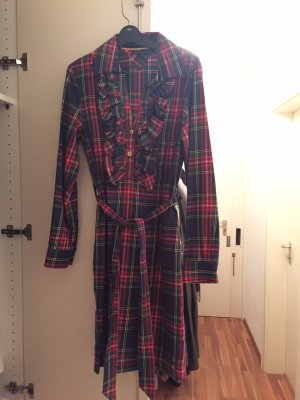 Tommy Hilfiger Kleid in Karo-Muster