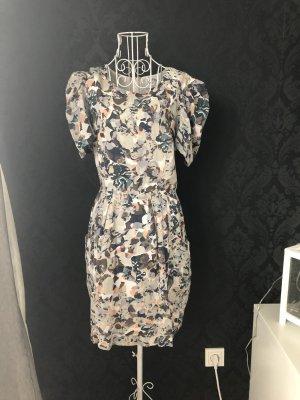 Tommy Hilfiger Kleid, Sommerkleid, s, bunt, Muster
