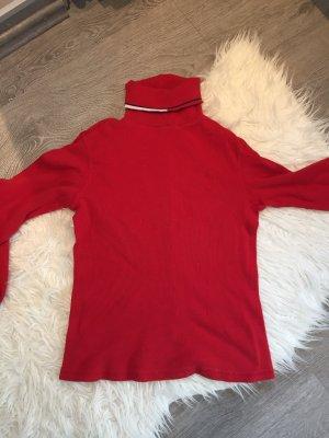 Tommy Hilfiger Cashmere Jumper red-dark red