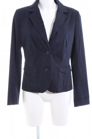 Tommy Hilfiger Kurz-Blazer blau Business-Look