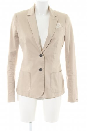 Tommy Hilfiger Kurz-Blazer creme Business-Look