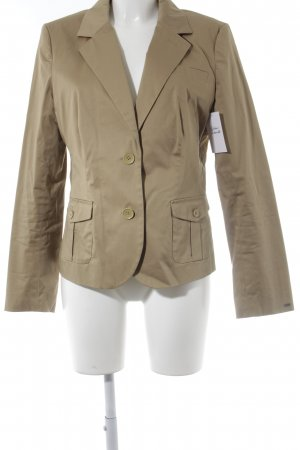 Tommy Hilfiger Kurz-Blazer beige Business-Look