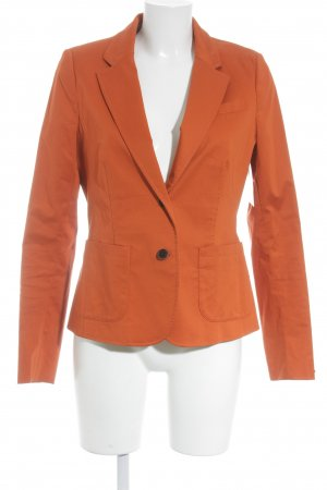 Tommy Hilfiger Kurz-Blazer orange Business-Look