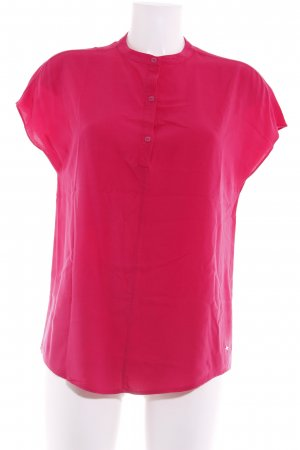 Tommy Hilfiger Short Sleeved Blouse magenta simple style