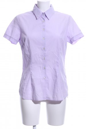 Tommy Hilfiger Short Sleeve Shirt lilac casual look