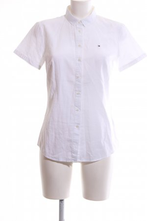 Tommy Hilfiger Short Sleeve Shirt white casual look