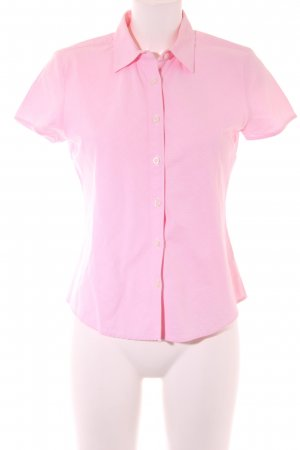 Tommy Hilfiger Kurzarmhemd rosa Casual-Look