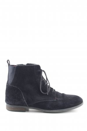 Tommy Hilfiger Short Boots black casual look
