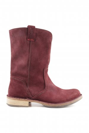 Tommy Hilfiger Kurzstiefel rot Casual-Look