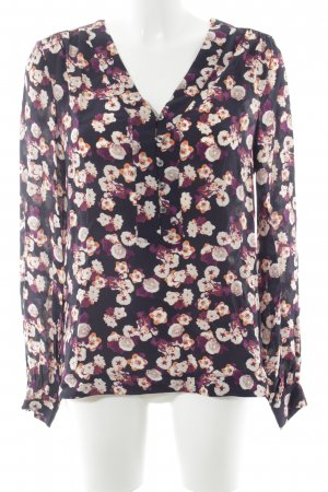 Tommy Hilfiger Long Sleeve Blouse flower pattern casual look