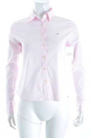 Tommy Hilfiger Long Sleeve Blouse light pink business style