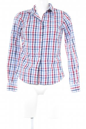 Tommy Hilfiger Langarm-Bluse Karomuster Country-Look