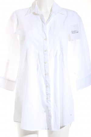 Tommy Hilfiger Long Sleeve Blouse white classic style