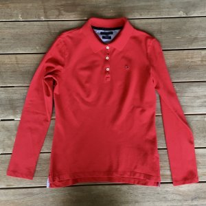 Tommy Hilfiger Polo shirt rood