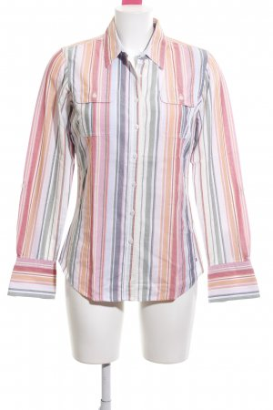 Tommy Hilfiger Long Sleeve Shirt striped pattern casual look
