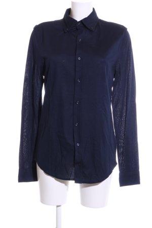 Tommy Hilfiger Langarmhemd blau Elegant