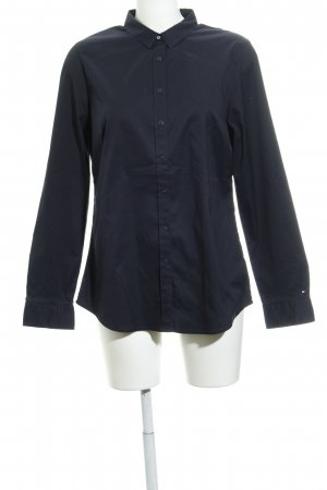 Tommy Hilfiger Long Sleeve Shirt dark blue business style