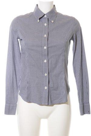 Tommy Hilfiger Camisa de manga larga gris claro estampado a cuadros